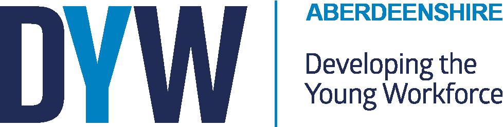 DYW Aberdeenshire logo