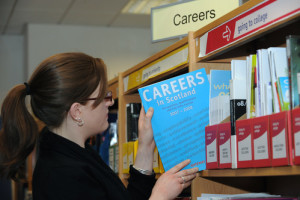Careers Information Area02